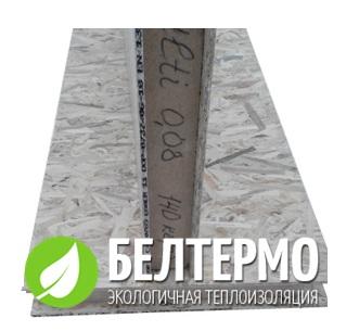 СИП панели с БЕЛТЕРМО и OSB-3 Kronospan / EGGER